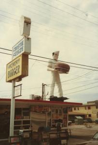 Frostie Freeze 1980's