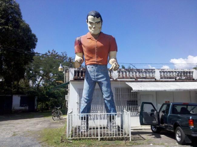 #42 Caguas, Puerto Rico M Man