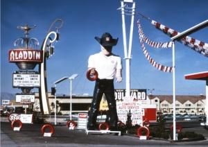 Las Vegas M Man