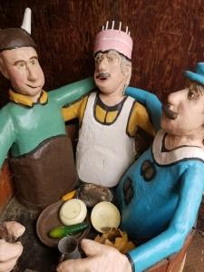 1213 Three Men and a tub